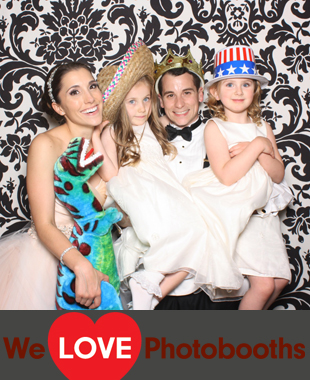 Alpine Country Club Photo Booth Image