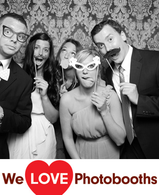 Mansion at Woodside Acres Photo Booth Image