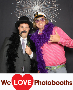 New Haven Lawn Club Photo Booth Image