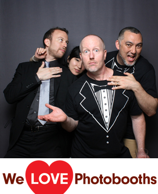 The Broad Street Ballroom Photo Booth Image