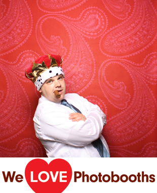 The Grove Photo Booth Image