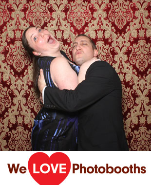 NY Photo Booth Image from Bayard's in New York, NY