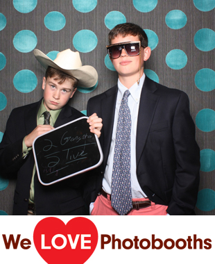 NJ Photo Booth Image from Indian Trail Club in Franklin Lakes, NJ