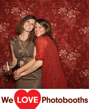 NY Photo Booth Image from reBar in Brooklyn, NY