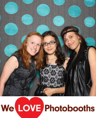 SOPAC Loft Photo Booth Image