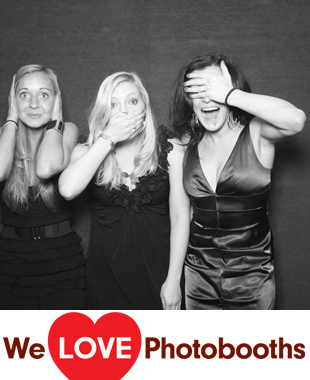 Hilton Hotel Photo Booth Image