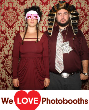 Galapagos Art Space Photo Booth Image
