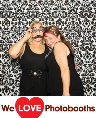 The Haymount House Photo Booth Image
