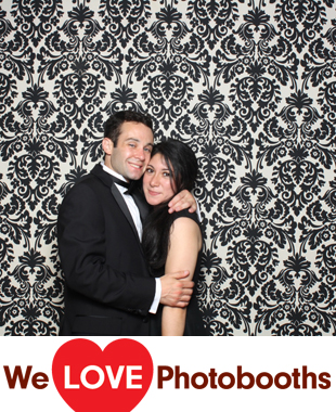 NY Photo Booth Image from Stage 6 at Steiner Studios //  Brooklyn Navy Yard in Brooklyn, NY