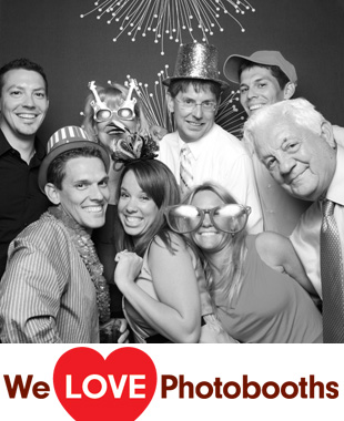Highlands Country Club Photo Booth Image