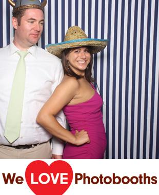 NY  Photo Booth Image from Sebonack Golf Club in Southampton, NY
