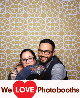 Prospect Park Picnic House Photo Booth Image