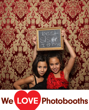 NY Photo Booth Image from Sand Castle in Franklin Square, NY