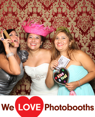NJ Photo Booth Image from Il Villaggio in Carlstadt, NJ