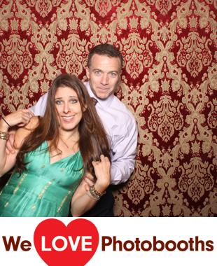 NY  Photo Booth Image from City Hall Restaurant in New York, NY
