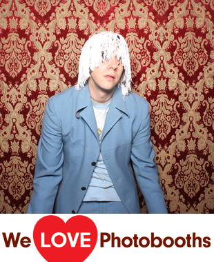 City Hall Restaurant Photo Booth Image
