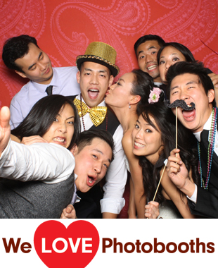 North Ritz Club Photo Booth Image