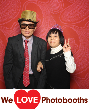 NY  Photo Booth Image from North Ritz Club in Syosset, NY