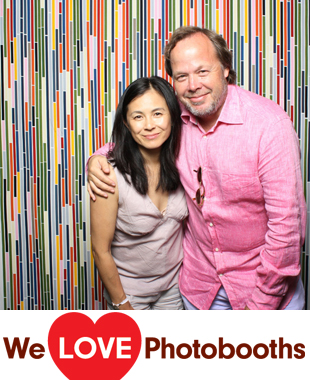 CT  Photo Booth Image from Private Home in Norwalk , CT