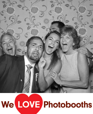 Brooklyn Botanical Garden - The Palm House Photo Booth Image