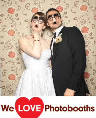 NY  Photo Booth Image from The Green Building in Brooklyn , NY