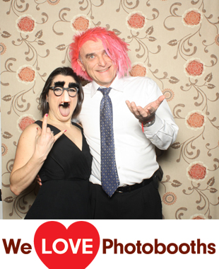 The Green Building Photo Booth Image
