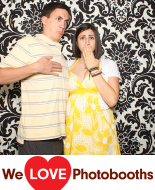 NY Photo Booth Image from All Saints Episcopal Church in Staten Island, NY
