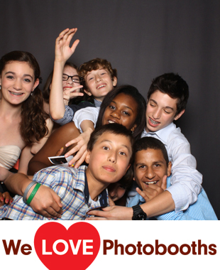 NJ Photo Booth Image from Orange Lawn Tennis Club in South Orange, NJ