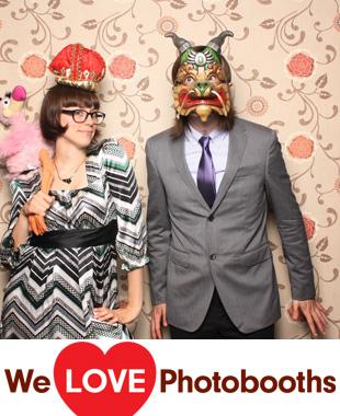 NY Photo Booth Image from reBar in Brooklyn, NY