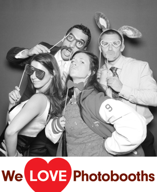 NJ  Photo Booth Image from The Stone House Restaurant in Warren, NJ