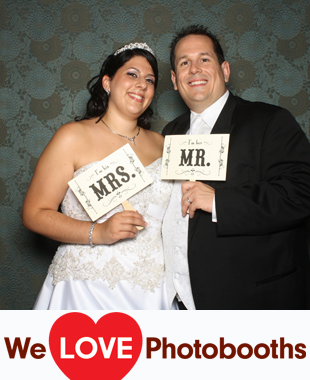 New Jersey  Photo Booth Image from The Venetian  in Garfield , New Jersey