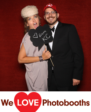 Metropolitan Building Photo Booth Image