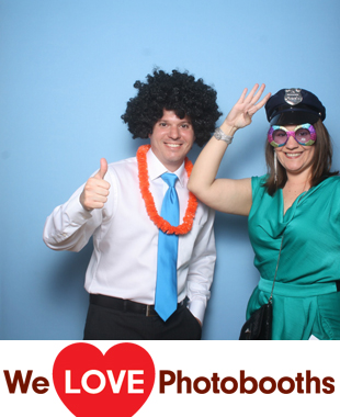The Waterworks Restaurant, Photo Booth Image
