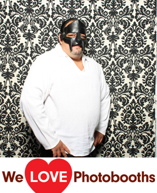 The Crystal Blue Lounge Photo Booth Image