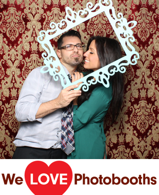 NY Photo Booth Image from Russo's on the Bay in Howard Beach, NY