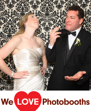 Scarsdale Woman's Club Photo Booth Image