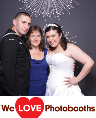 Stuart Thomas Manor Photo Booth Image