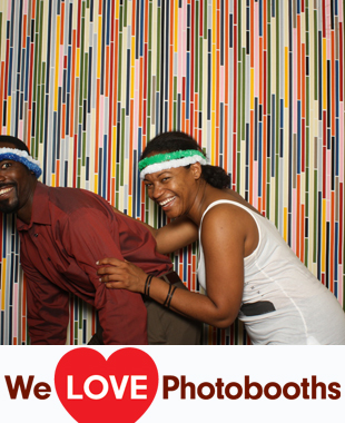 NY Photo Booth Image from The Chesapeake Apartments in New York, NY