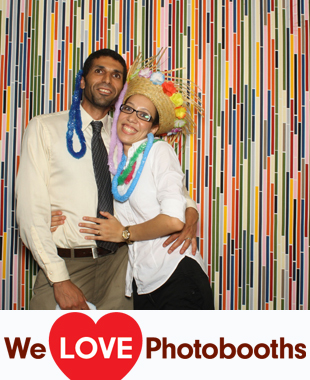 The Chesapeake Apartments Photo Booth Image