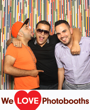 NY Photo Booth Image from The Victory Apartments in New York, NY