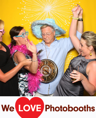 Triumph Brewing Company Photo Booth Image