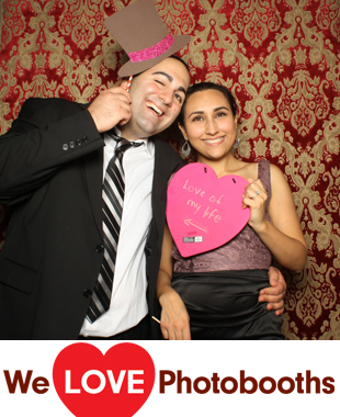 NY Photo Booth Image from Castle on the Hudson in Tarrytown, NY