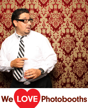 Falkirk Estate & country club Photo Booth Image