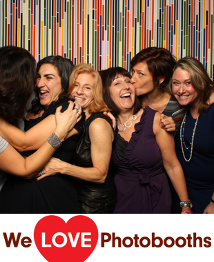 New York  Photo Booth Image from Stage 6 at Steiner Studios, Brooklyn Navy Yard in Brooklyn, New York