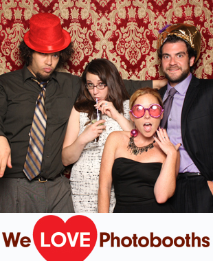 NY Photo Booth Image from The Foundry LLC in Long Island City, NY