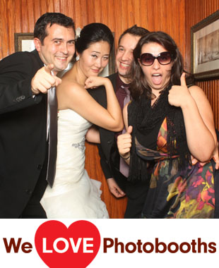 Eastern Star Cruises Photo Booth Image