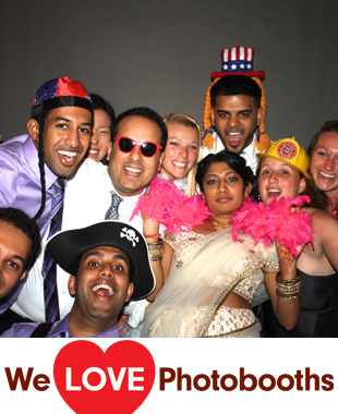 NJ Photo Booth Image from Dolce in Basking Ridge, NJ