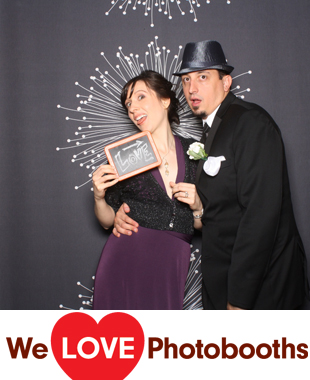 New York Photo Booth Image from The Woodlands at Woodbury in Woodbury, New York