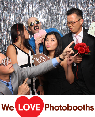 NY Photo Booth Image from Jade Asian Restaurant & Caterer in Flushing, NY
