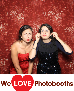 NY Photo Booth Image from Bridgewaters in New York, NY